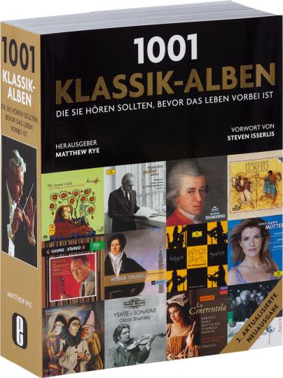 1001 Klassik-Alben, die Sie hören sollten, bevor das Leben vorbei ist.