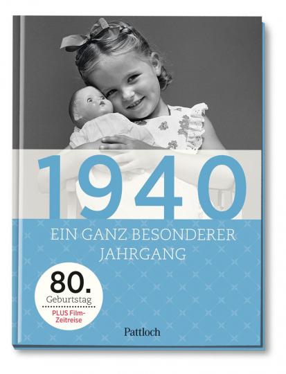 1940. Ein ganz besonderer Jahrgang - 80. Geburtstag.