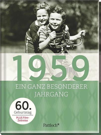 1959 - Ein ganz besonderer Jahrgang
