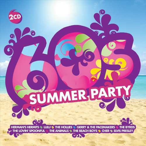 60's Summer Party 2 CDs