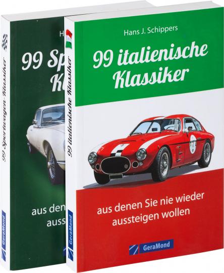 99 Klassiker, aus denen Sie nie wieder aussteigen wollen. 2 Bände.