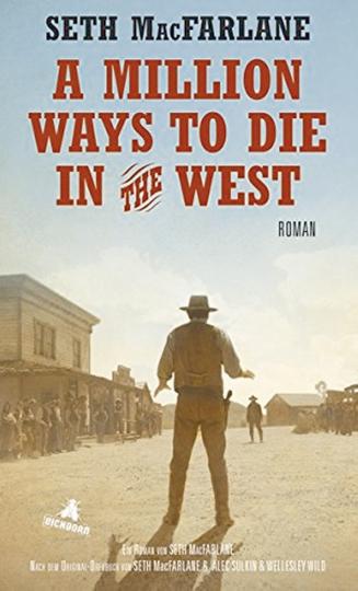 A million Ways to Die in the West (M)