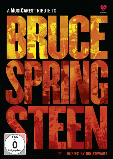 A MusiCares Tribute To Bruce Springsteen. DVD.