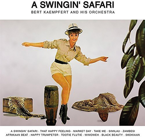 A swingin Safari CD