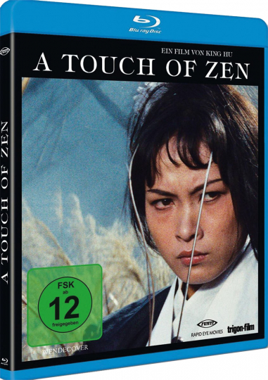 A Touch of Zen (OmU). Blu-ray.