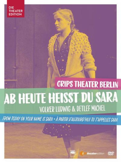 Ab heute heißt du Sara. 33 Bilder aus dem Leben einer Berlinerin. DVD.
