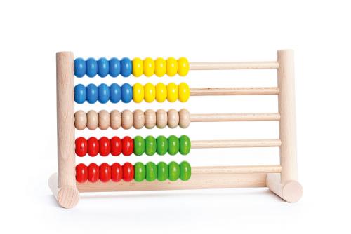 Abacus »Rechnen bis 50«.