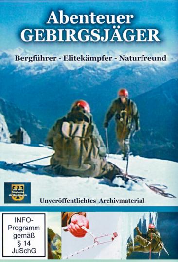 Abenteuer Gebirgsjäger DVD