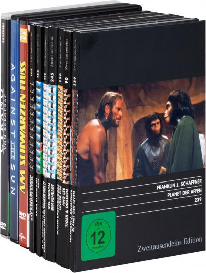 Abenteuer Kino. 10 DVDs.