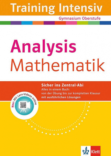 Abitur Mathematik: Analysis