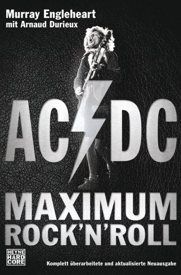 AC/DC. Maximum Rock 'n' Roll.