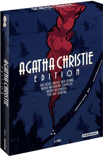 Agatha Christie Edition 4 DVDs