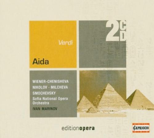 Aida  2 CD's