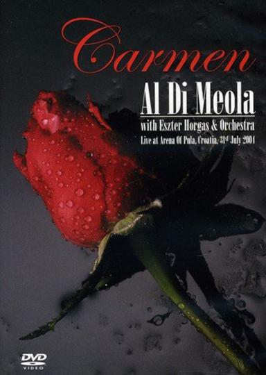 Al Di Meola. Carmen. DVD.