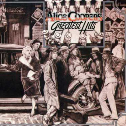 Alice Cooper. Greatest Hits. CD.