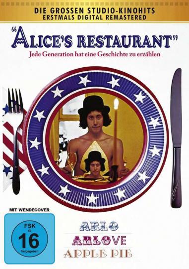 Alice's Restaurant. DVD.