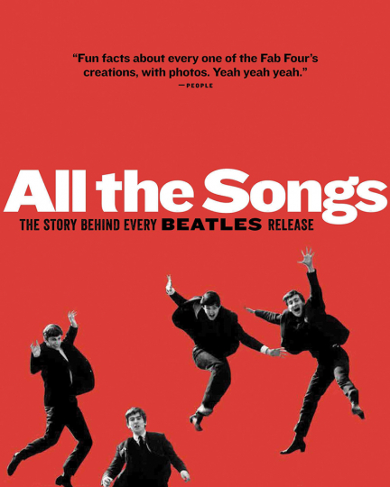 All The Songs. The Story Behind Every Beatles Release.