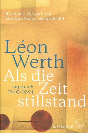 Als die Zeit stillstand - Tagebuch 1940-1944.