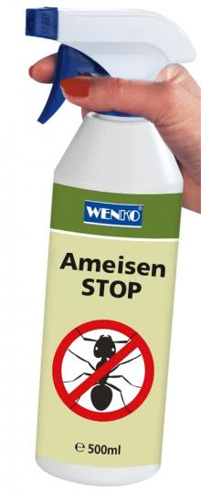 Ameisen-Stop-Spray, 500 ml.