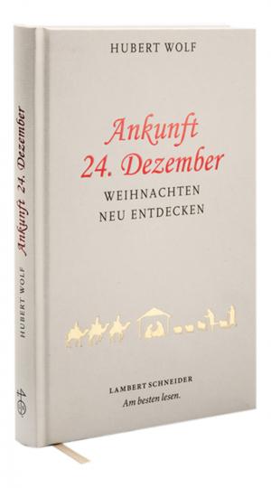 Ankunft 24. Dezember. Weihnachten neu entdecken.