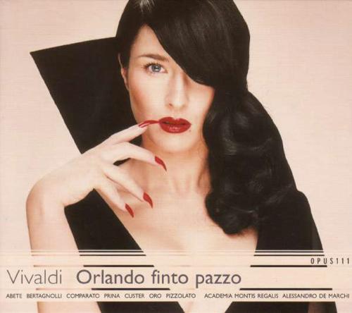 Antonio Vivaldi. Orlando finto Pazzo RV 727.