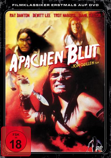 Apachen Blut DVD