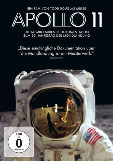 Apollo 1. DVD.