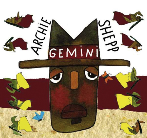 Archie Shepp. Gemini. 2 CDs.