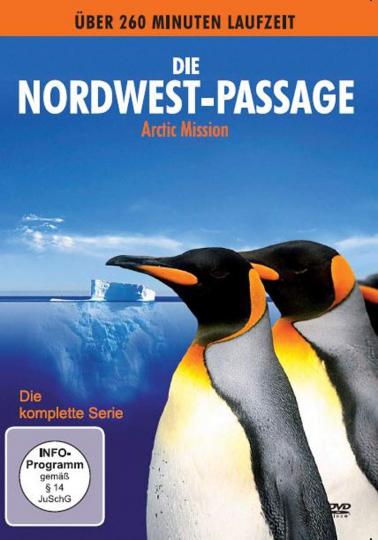 Arctic Mission 1-3 3 DVDs