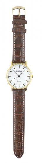 Klassische Armbanduhr.