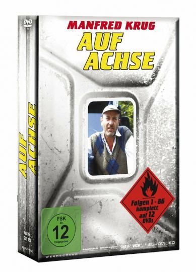 Auf Achse (Gesamtbox). 12 DVDs.