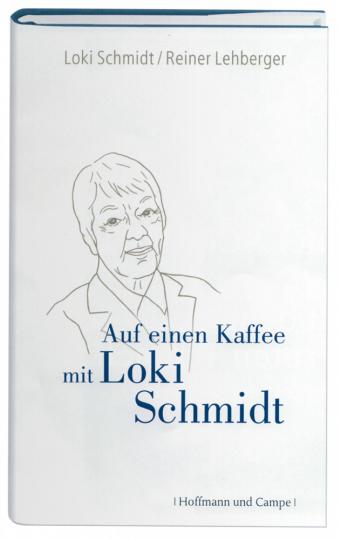 Auf einen Kaffee mit Loki Schmidt - Buchausgabe