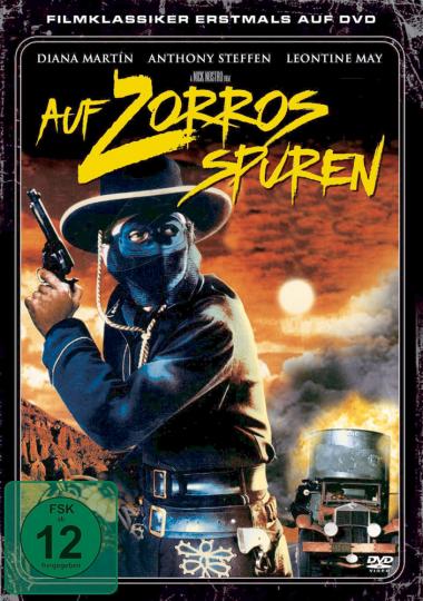 Auf Zorros Spuren DVD