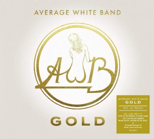 Average White Band. Gold. 3 CDs.