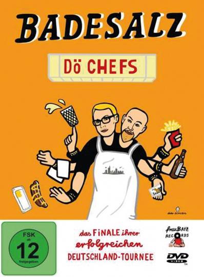 Badesalz. Dö Chefs. DVD.