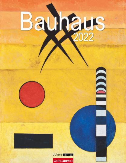 Bauhaus. Kalender 2022.