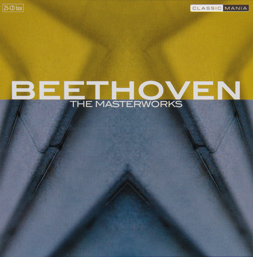 Beethoven - The Masterworks.