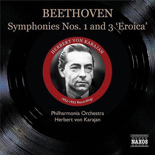 Beethoven: Symphonien Nr. 1 & 3 CD