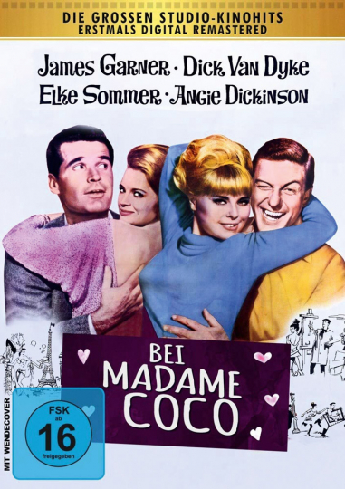 Bei Madame Coco. DVD.