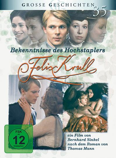 Bekenntnisse des Hochstaplers Felix Krull 2 DVDs