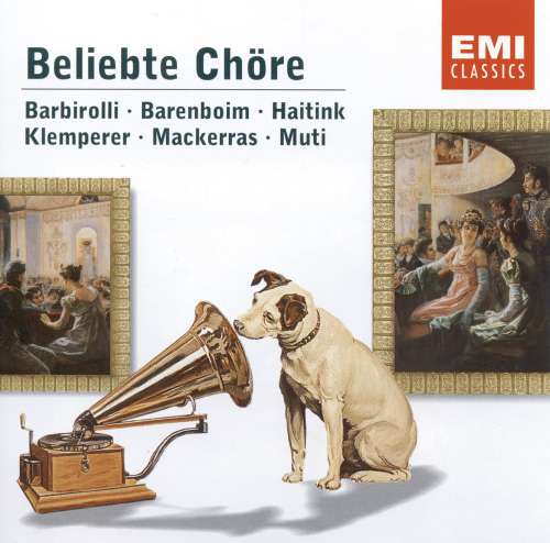 Beliebte Chöre. CD.