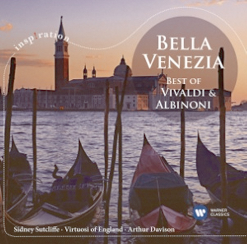 Bella Venezia - Best of Vivaldi & Abinoni CD
