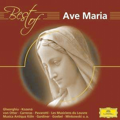 Best of Ave Maria (CD)