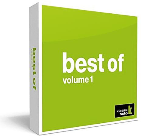 Best Of Klassik Radio Vol. 1. 4 CDs