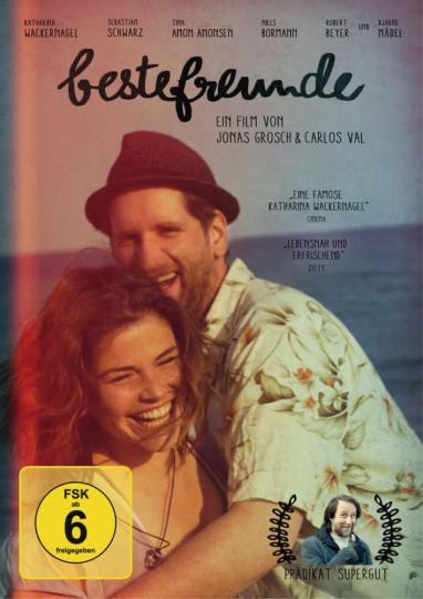 Bestefreunde. DVD.