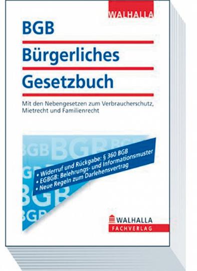 BGB - Bürgerliches Gesetzbuch Ausgabe 2010/II