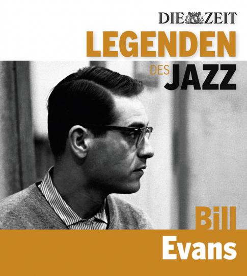 Bill Evans. Legenden des Jazz. CD.