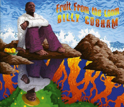 Billy Cobham. Fruit From The Loom. CD.