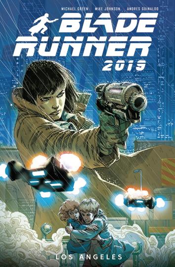 Blade Runner 2019. Bd. 1.