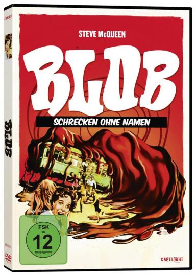 Blob - Schrecken ohne Namen. DVD.